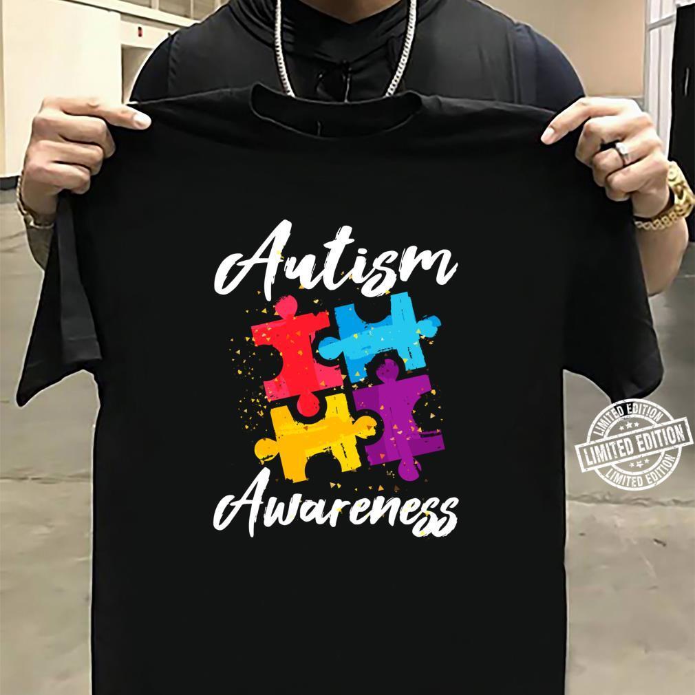 AutismusBewusstsein für Autismus Mutter Vater Frauen Männer Shirt sweater