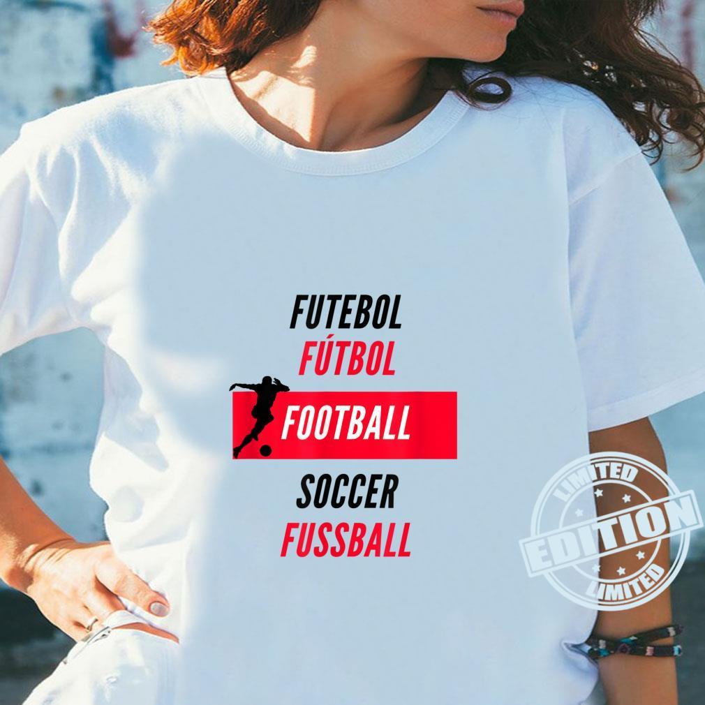 Football International Shirt ladies tee