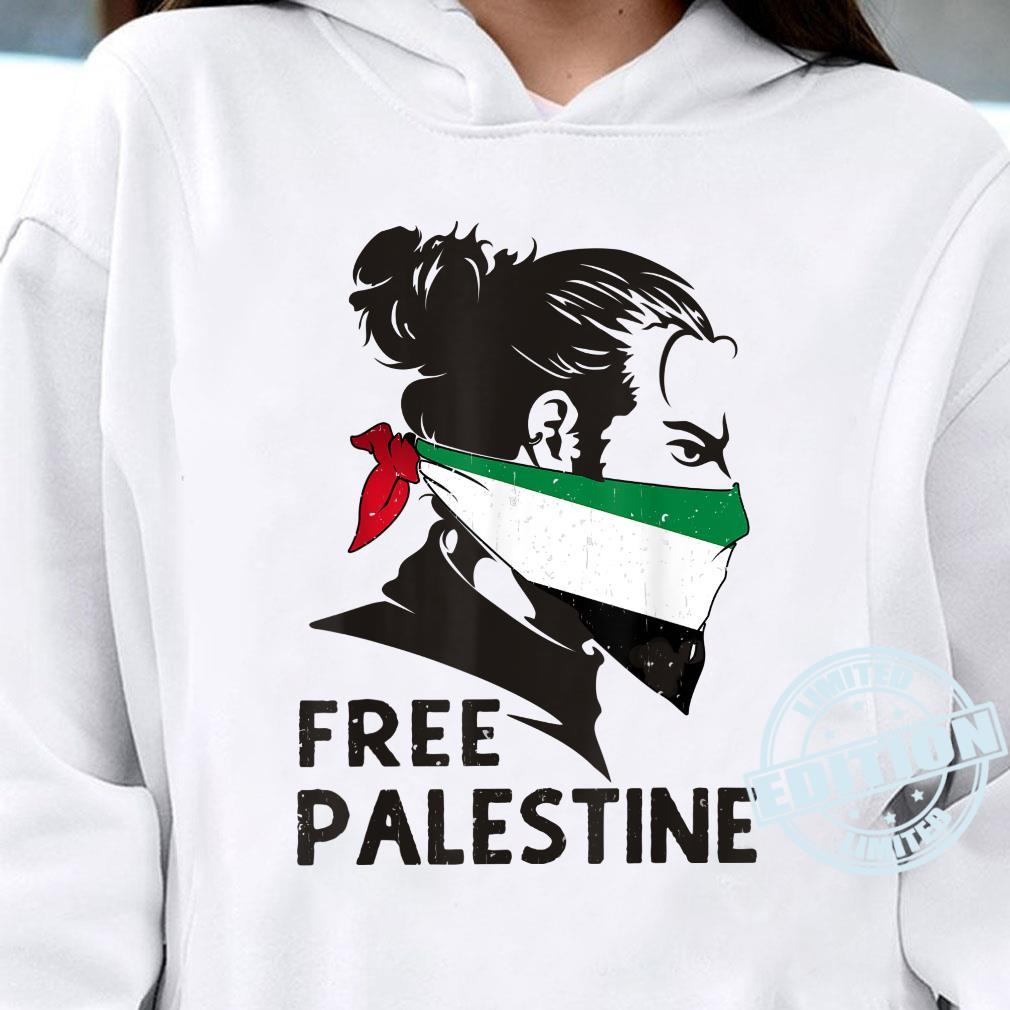 Free Palestine Flag Save Gaza Strip End Occupation Shirt hoodie