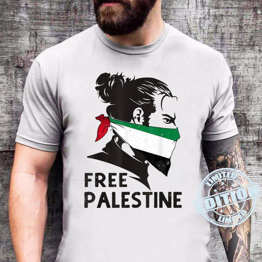 Free Palestine Flag Save Gaza Strip End Occupation Shirt sweater