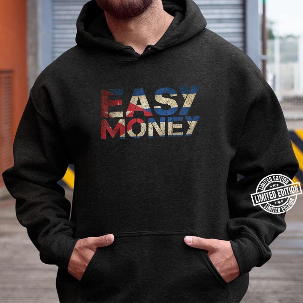 Gamebred MMA Fighter Shirt Easy Money 3 Piece Soda Shirt hoodie