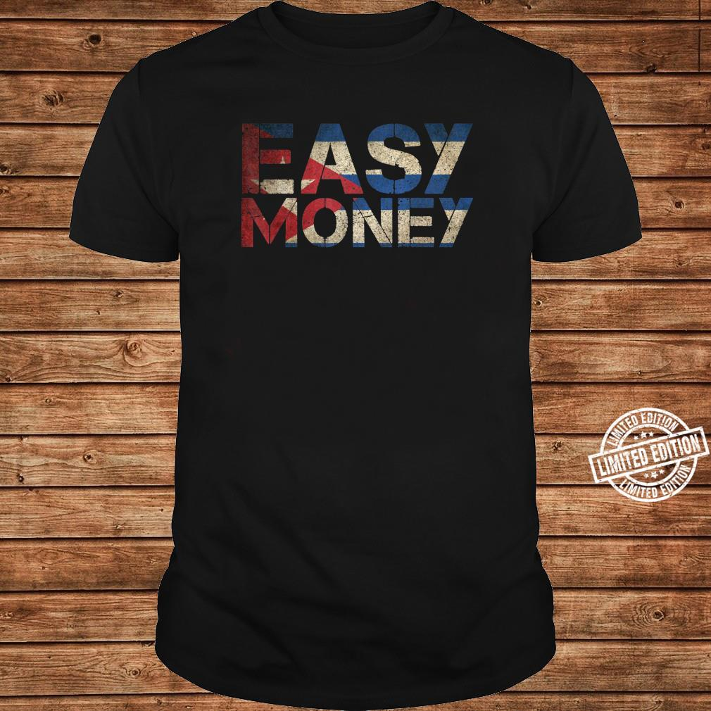 Gamebred MMA Fighter Shirt Easy Money 3 Piece Soda Shirt long sleeved