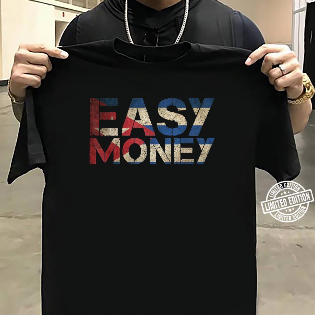 Gamebred MMA Fighter Shirt Easy Money 3 Piece Soda Shirt sweater