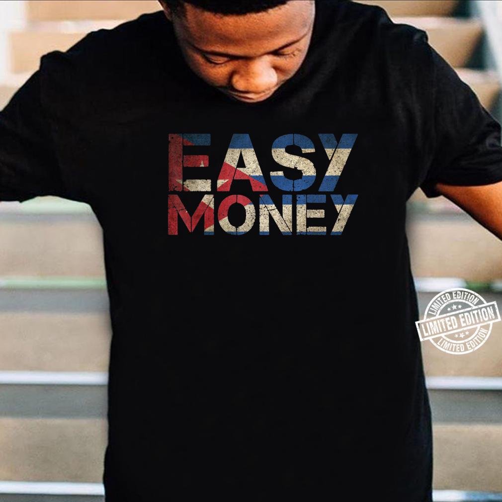 Gamebred MMA Fighter Shirt Easy Money 3 Piece Soda Shirt