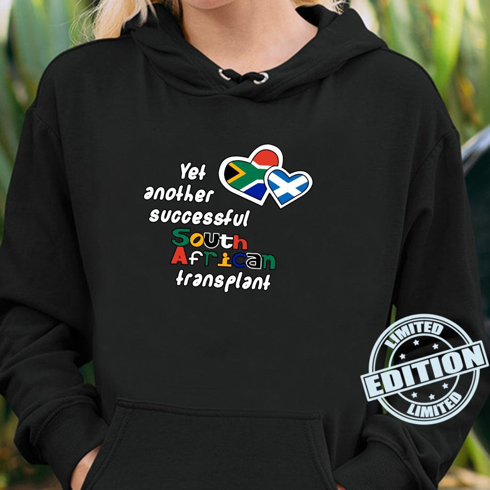 SA Scotland Yet another successful heart transplant Shirt hoodie