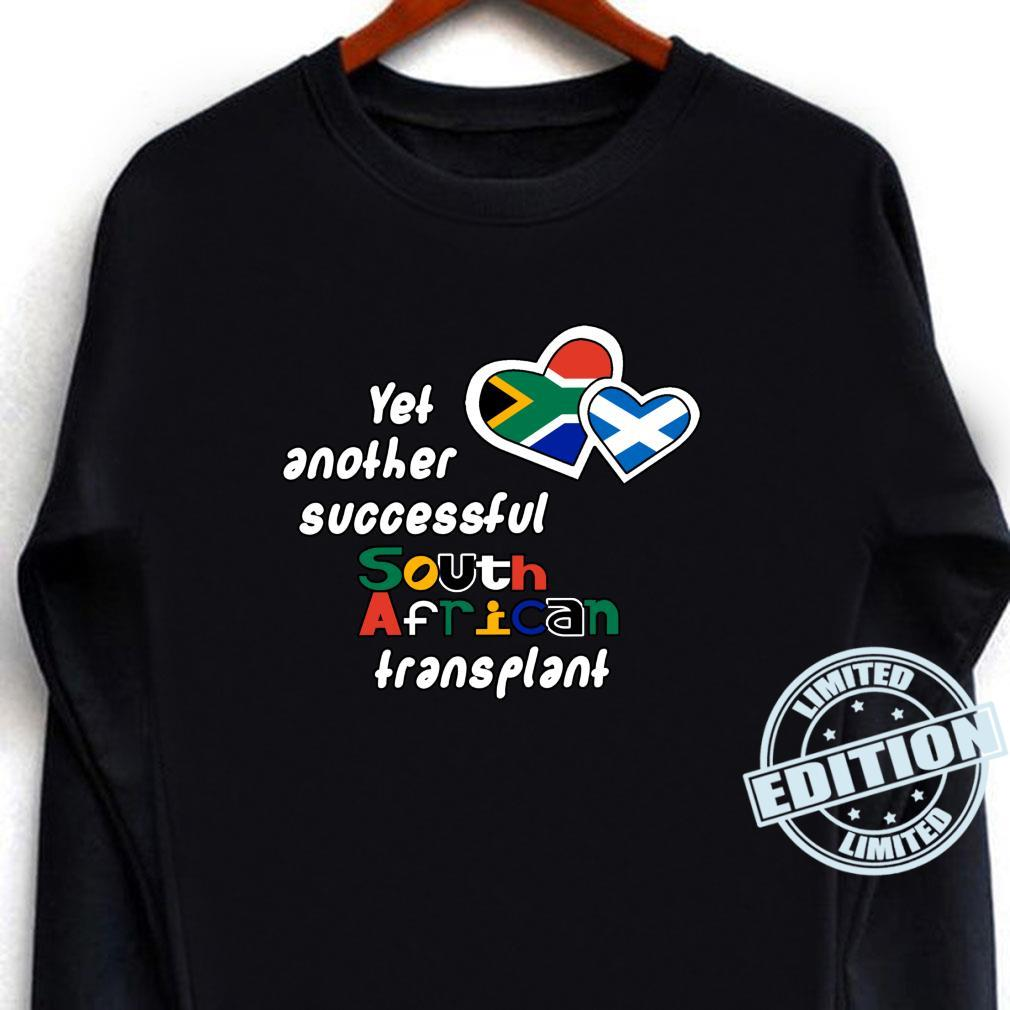 SA Scotland Yet another successful heart transplant Shirt long sleeved