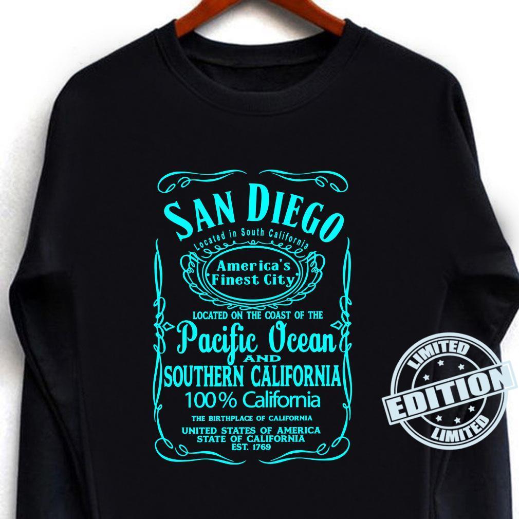 San Diego California USA United States Surfer Beach Sun Fun Shirt long sleeved